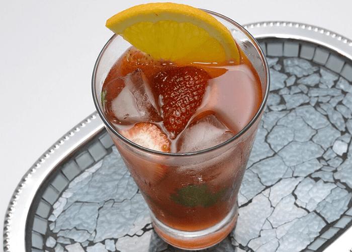 Berry Cilantro
